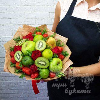 fruktovyj-buket-iz-klubniki-i-kivi